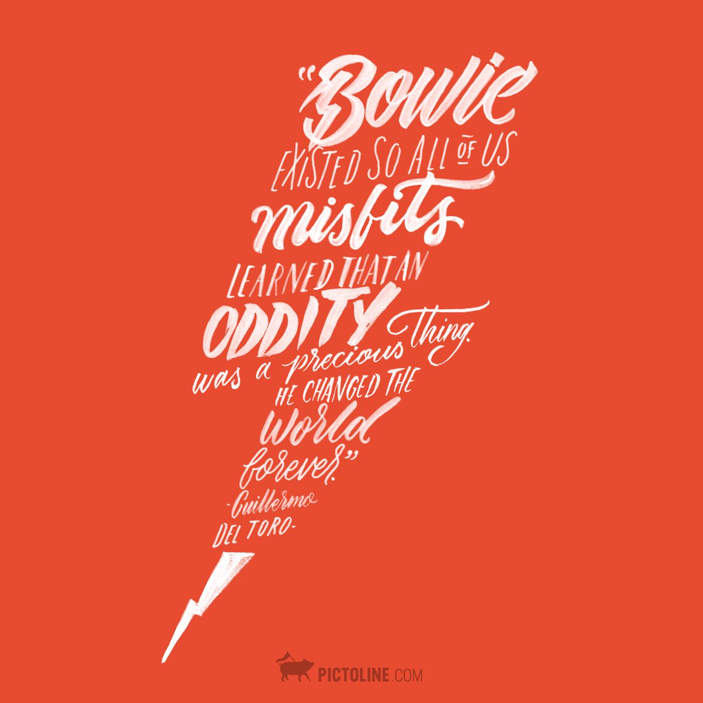 La Mejor Frase Que Se Ha Sobre De David Bowie Pictoline